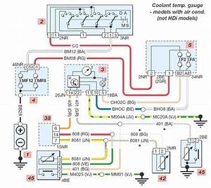 Peugeot 206 Wiring Diagram