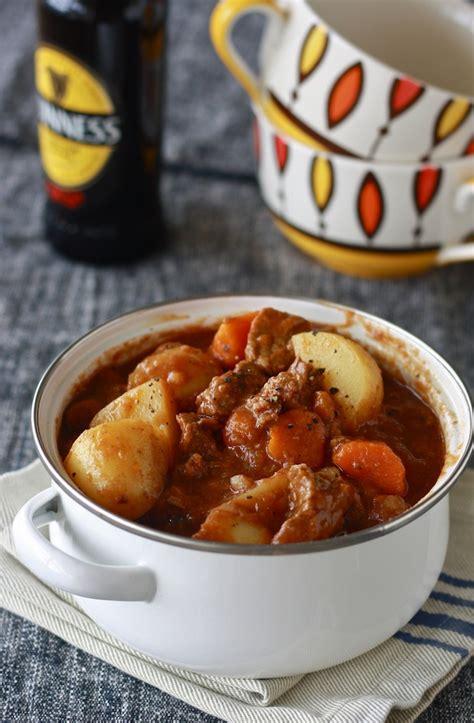 guinness irish beef stew season  spice