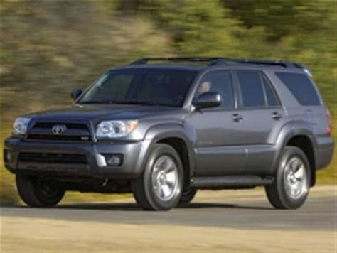 2009 Toyota 4runner Review by Used Vehicle Review Toyota 4runner 2003 2009 Autos Ca
