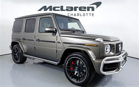 Our comprehensive coverage delivers all you need to know to make an informed car buying decision. Used 2020 Mercedes-Benz G-Class AMG G 63 For Sale ($219,996) | McLaren Charlotte Stock #358297