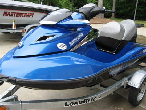 2007 Seadoo Gtx Limited Supercharged 215hp