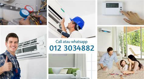 service air cond servis aircond rumah rawang sg buloh kepong