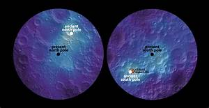 Ancient Polar Ice Reveals Tilting of Earth's Moon | NASA