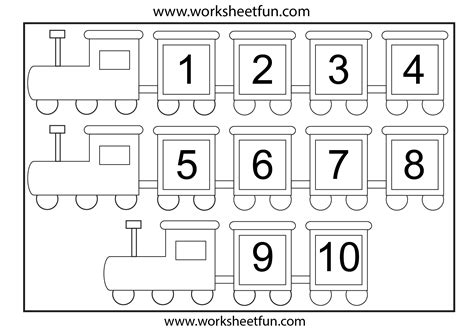 english worksheet numbers   images frompo