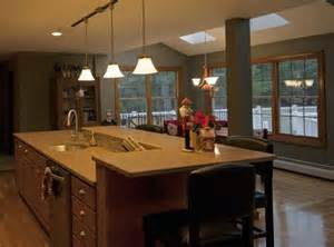 kitchen island with raised bar 17 best ideas about kitchen island sink on kitchen island with sink sink in island