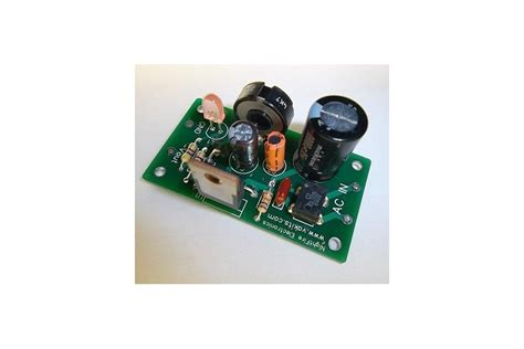 Adjustable Negative Power Supply Kit From