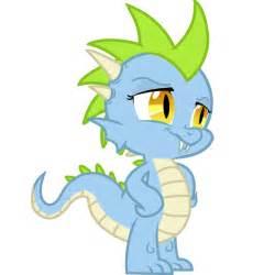 MLP Baby Dragon Base