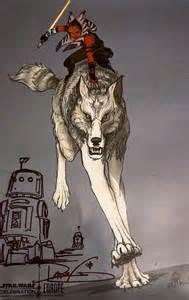Star Wars Clone Wolf