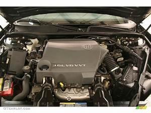 2005 Buick Lacrosse Cxs 3 6 Liter Dohc 24 Valve V6 Engine
