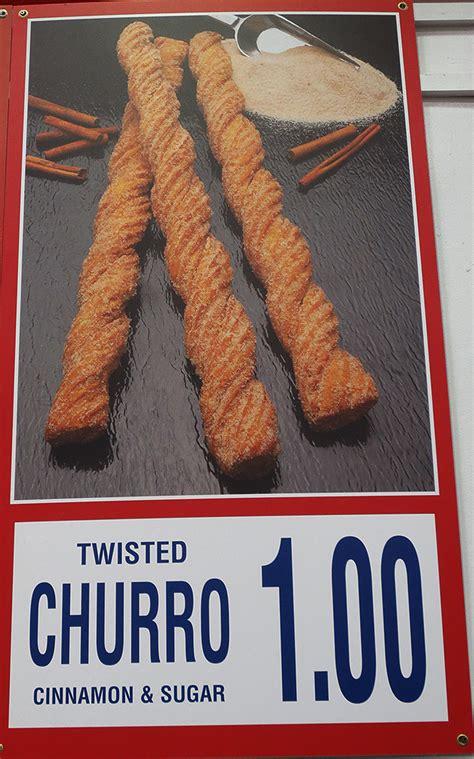 Twisted Churro — The Greatest Hotdog Ever