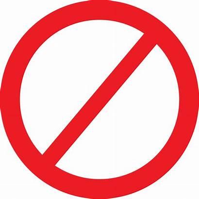 Sign Prohibit Svg Traffic Prohibited Icon Road