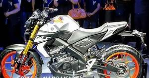 2019 Yamaha Mt-15 Unveiled In Thailand