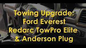 Ford Everest Towing Upgrade