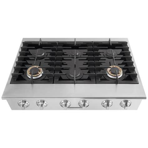 """Electrolux ICON® Electrolux ICON® 36"""" Gas SlideIn Cooktop"""