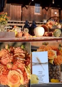fall wedding ideas special wednesday fall wedding flower ideas bridal bouquet and decorations