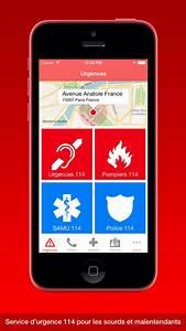 Application Utile Iphone : urgences dans l app store ~ Medecine-chirurgie-esthetiques.com Avis de Voitures