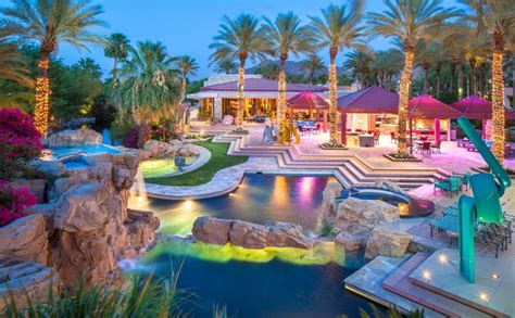 square foot contemporary estate  indian wells ca homes   rich