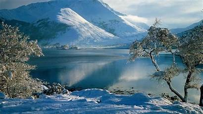 Winter Landscape Desktop Snow Scenes