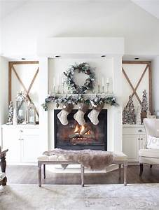Holiday, Tour, Part, 1, Rustic, Chic, Christmas, Decor