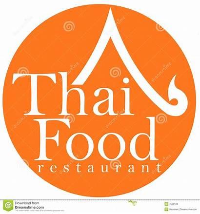 Thai Restaurant Clipart Vector Logos Menu Thailand