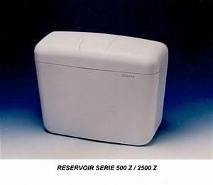 Reservoir De Wc : reservoir de chasse serie 500 z ~ Premium-room.com Idées de Décoration