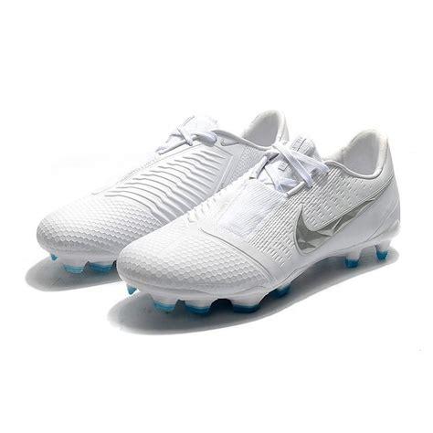 Nike Phantom VNM Elite FG Soccer Boots White Platinum