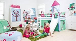 Kinderzimmer Mit Hochbett Und Rutsche : komplett kinderzimmer mit hochbett und rutsche rotk ppchen ~ Frokenaadalensverden.com Haus und Dekorationen