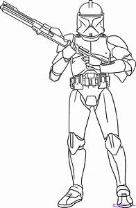 clone coloring pages - free printable star wars coloring pages for kids