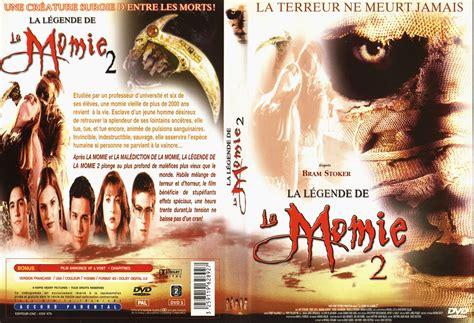 Jaquette Dvd De La Légende De La Momie 2  Cinéma Passion