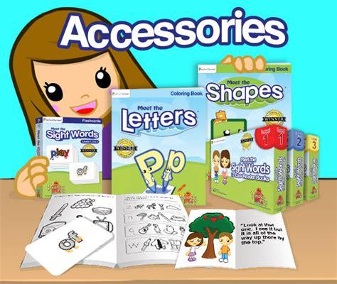 preschool prep company educational dvds books 414 | slider accessories