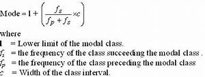 Formula Of Statistics Mean Mode Median. Lesupercoin ...