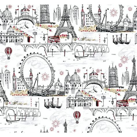 york wallcoverings novelty euro scenic wallpaper bl