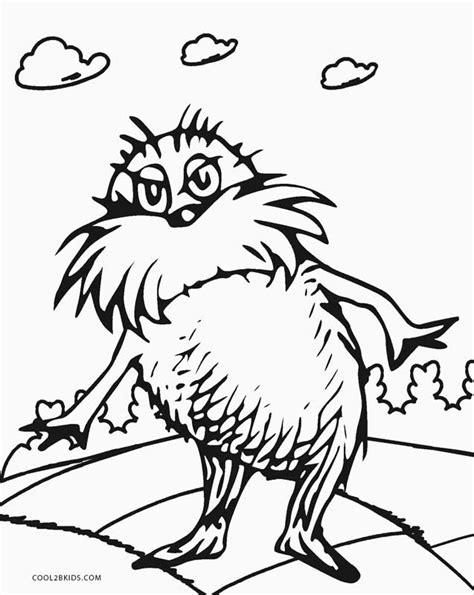 printable dr seuss coloring pages  kids coolbkids