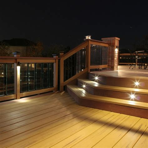 recessed led outdoor step lights this outdoor led recessed stair light kit allows exterior