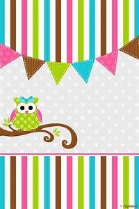 Cute Colorful Owl Backgrounds | www.imgkid.com - The Image ...