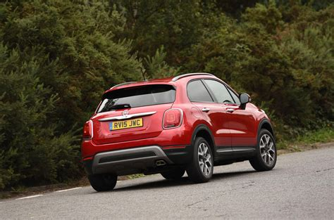 Fiat 500 X Review by Fiat 500x Review 2019 Autocar