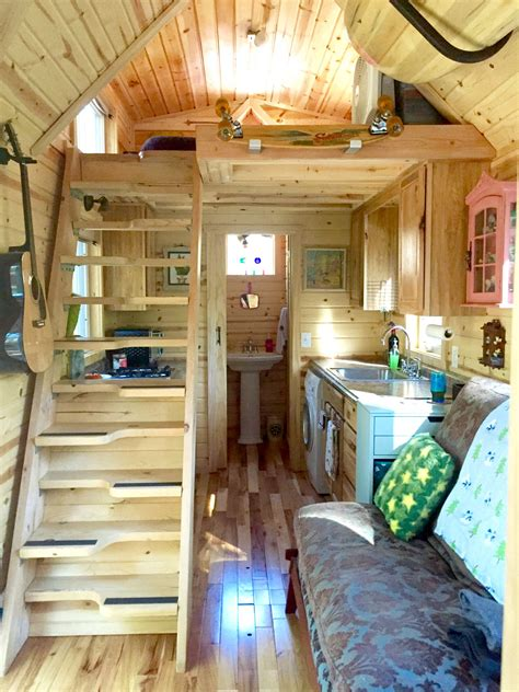 nickis colorful victorian tiny house year