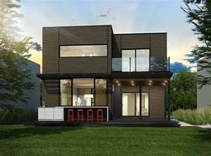 Stunning Maison Moderne Bonneville Photos Amazing Design Ideas ...