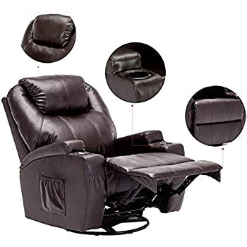 Amazon.com: Massage Recliner Chair with Heat and Vibrating
