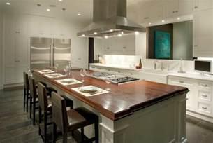 Kitchen Center Islands With Seating Center Island With Stove Top And Seating Gutted Kitchen White Kitchen Island