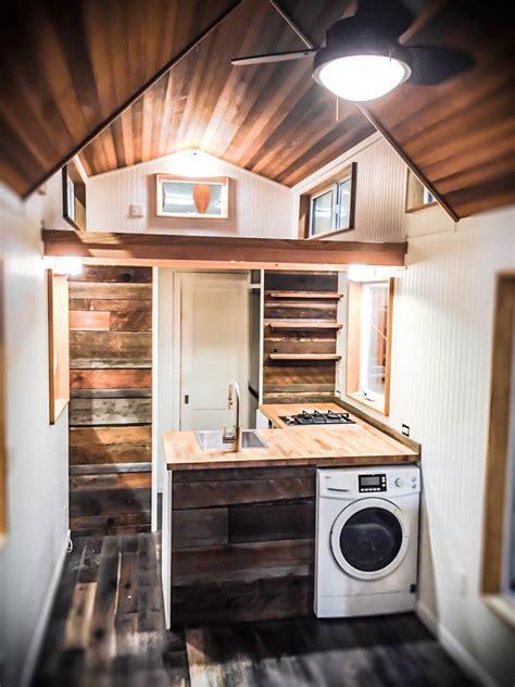 kootenay tiny house wheels green leaf tiny homes