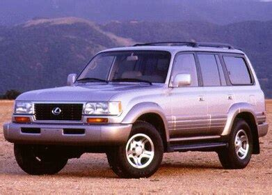 blue book value for used cars 1997 lexus sc parking system 1997 lexus lx pricing reviews ratings kelley blue book