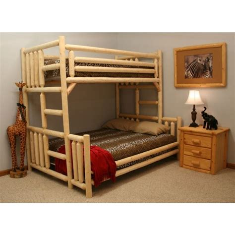 1000 ideas about rustic bunk beds on cabin