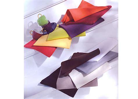 serviette de table mariage tissu serviette de table tissu mariage ciabiz