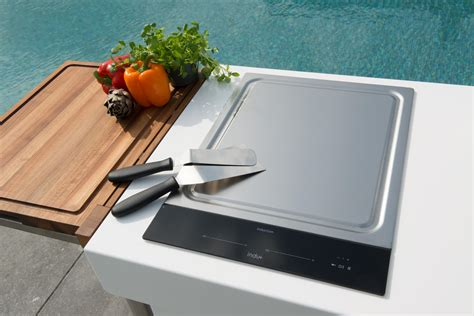 teppanyaki platte induktion cooking plates 580 teppanyaki induction hobs from indu architonic
