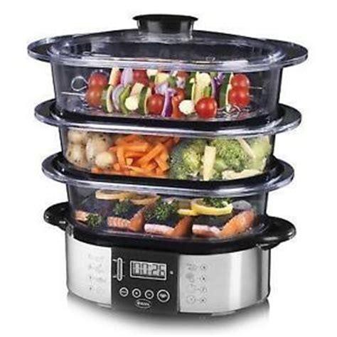 steam cuisine food steamer ebay