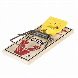 Victor 2-pack Easy Set Mouse Trap