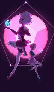 Pink Diamond and Pearl by QuasariusCyborg   Steven ...