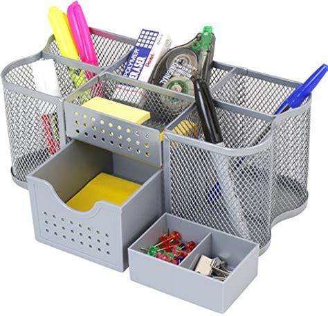 Office Supplies Pencil Pen Holder Storage Desk Desktop
