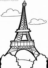 Buildings Building Famous Coloring Pages Printable Books sketch template